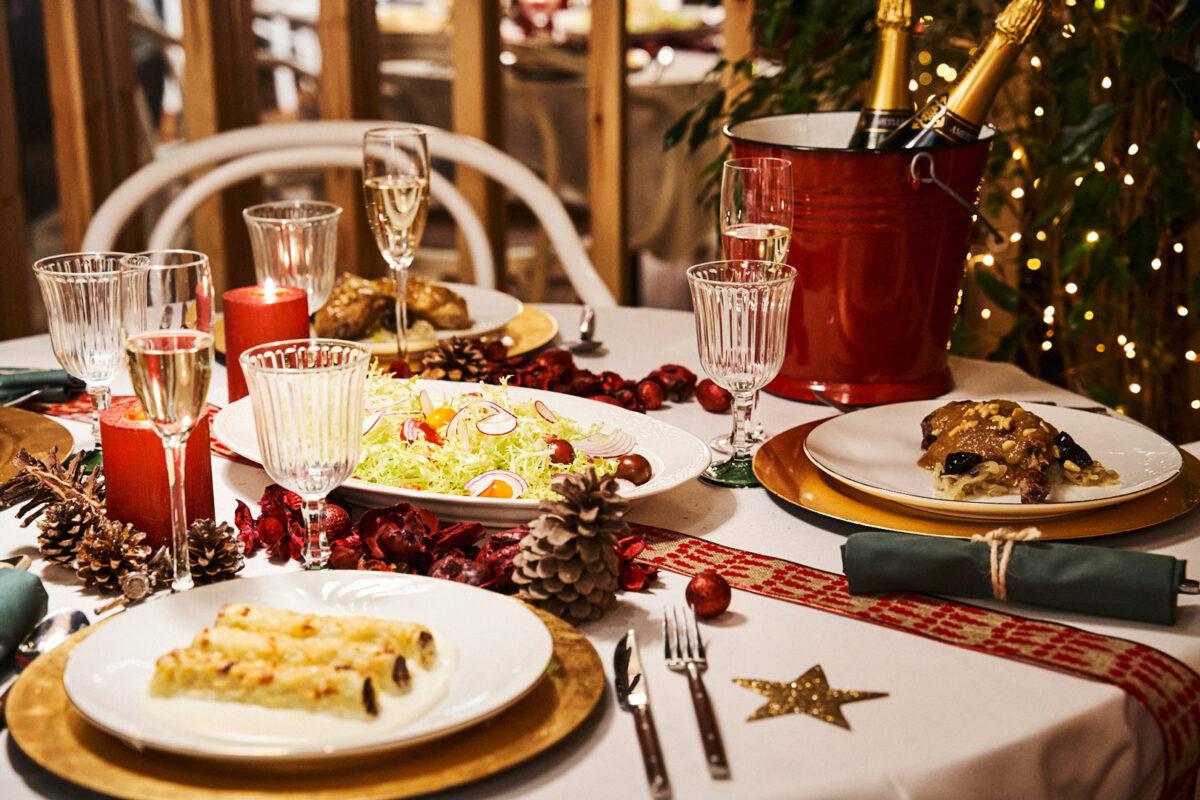 Aquest Nadal cuinem per a tu!