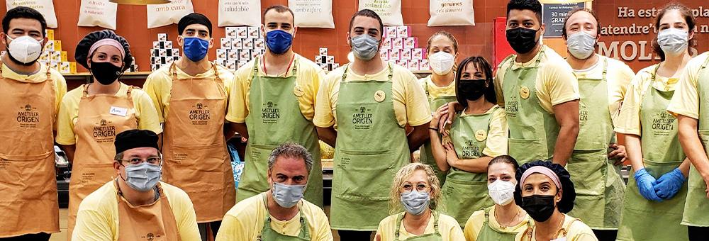 Som la cadena de botigues d'alimentació catalana més ben valorada