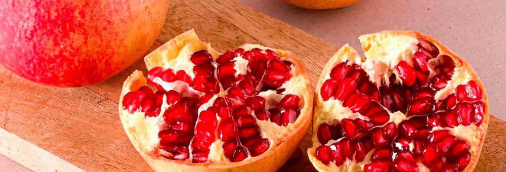 La magrana: la fruita de la tardor amb un gran poder antioxidant