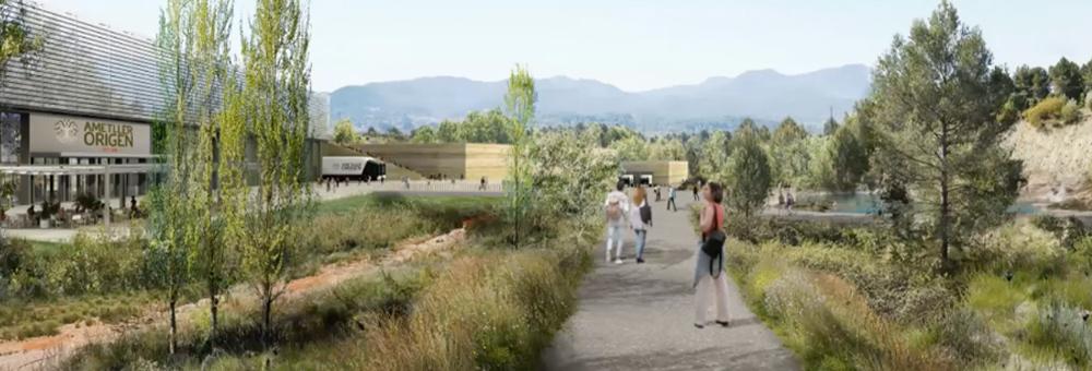 Presentem l'Agroparc Penedès,  el primer districte agroindustrial d'energia positiva i CO2 negatiu