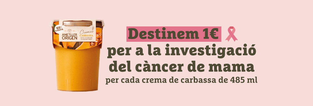 Betacarotens contra el càncer de mama