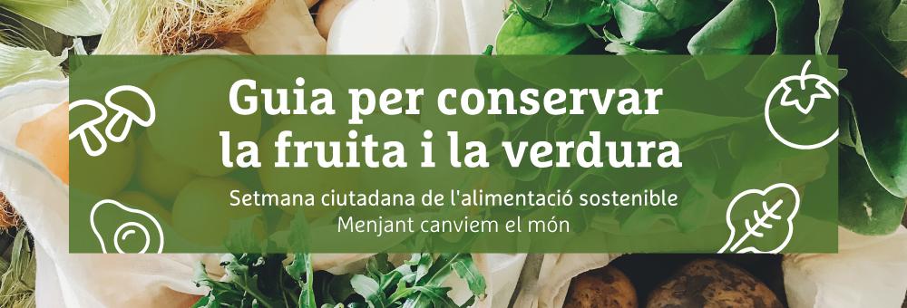 Saps com conservar la fruita i la verdura correctament?
