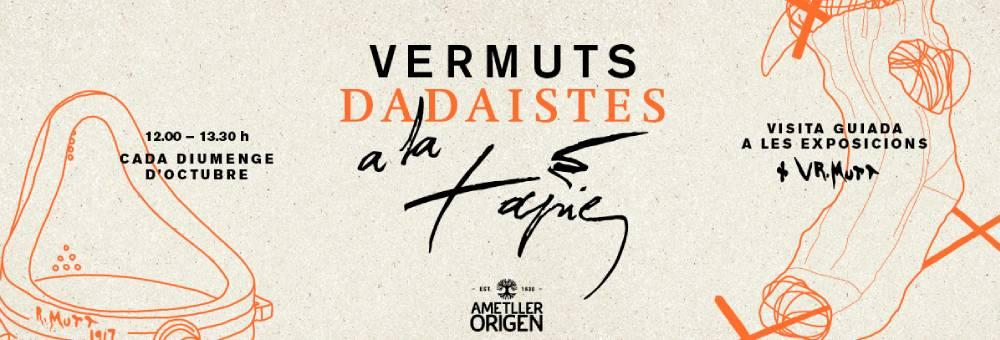 Gaudeix dels vermuts dadaistes els diumenges d'octubre